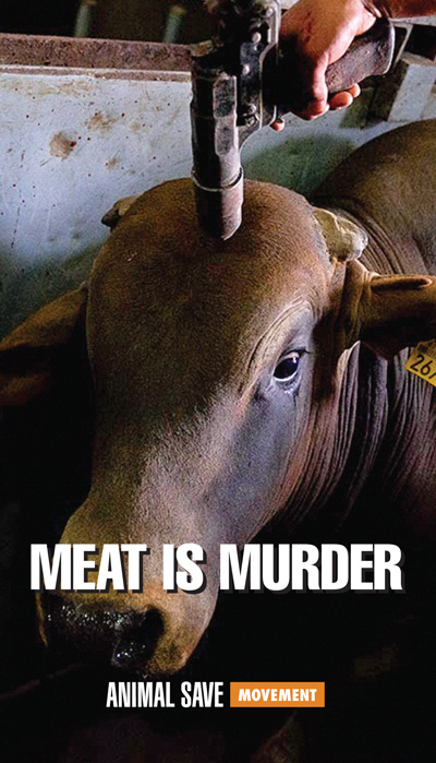 Meat is Murder Animal Save Movement