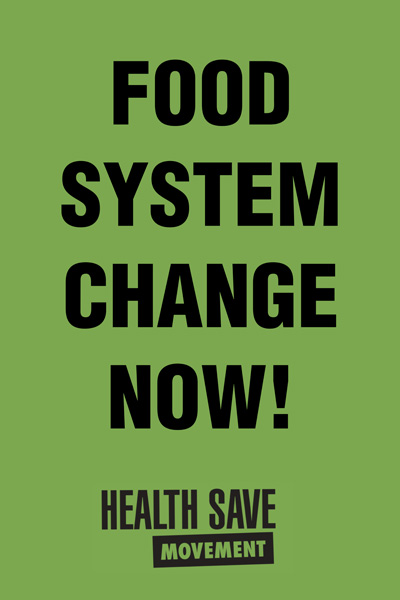 Food system change now