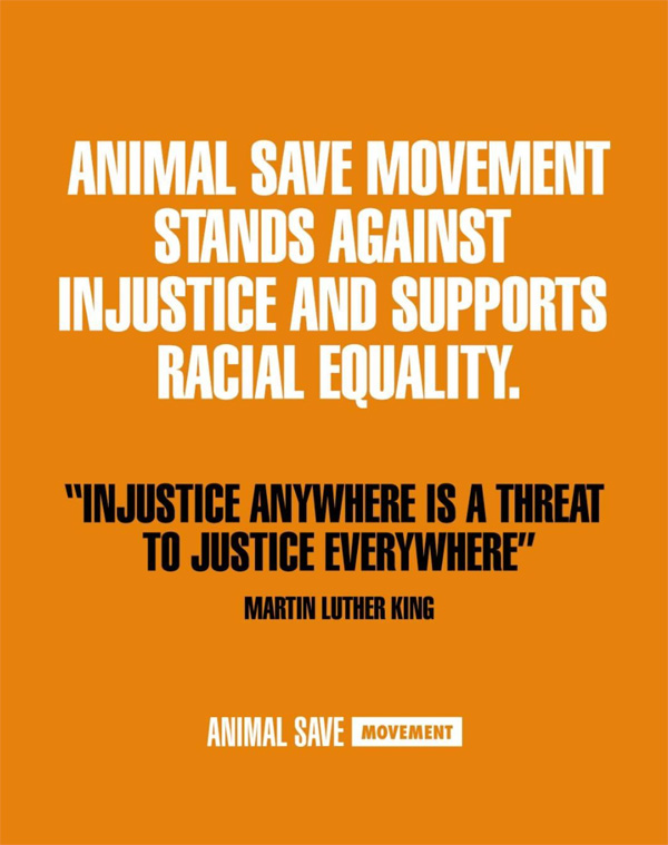 ASM stands against injustice