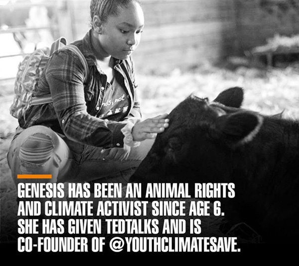 Genesis Butler - Youth Climate Save
