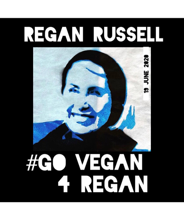 GoVegan4Regan