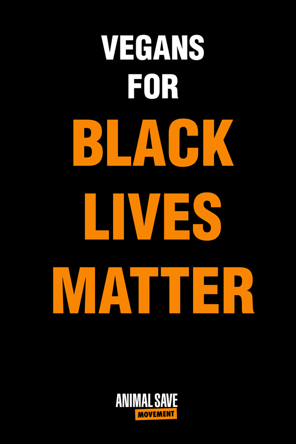 Vegans for Black Lives Matter