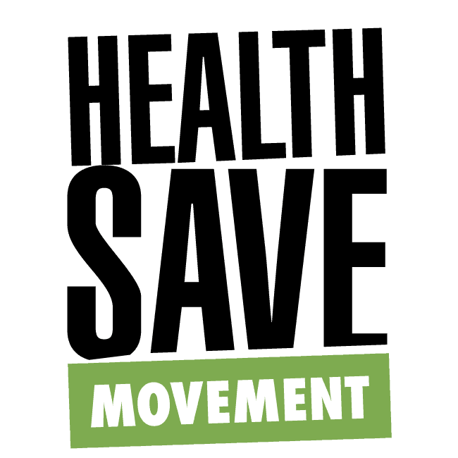 Health Save Movement logo