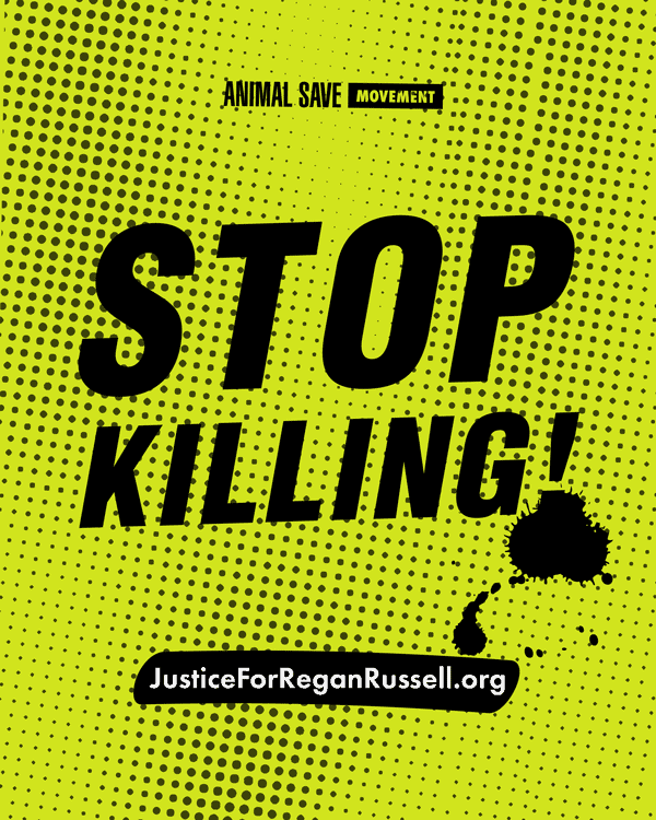 Regan Russell - Stop Killing