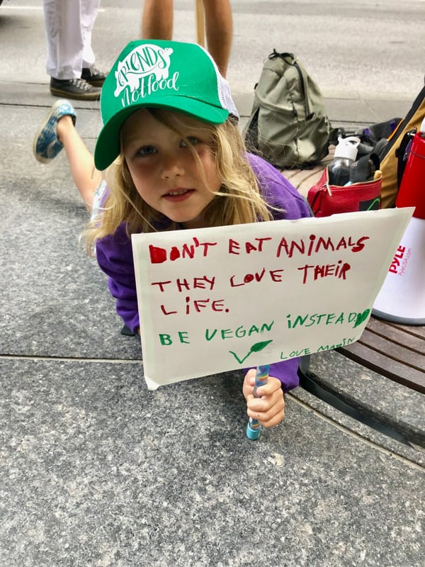 Vegan kids - Don't Eat Animals